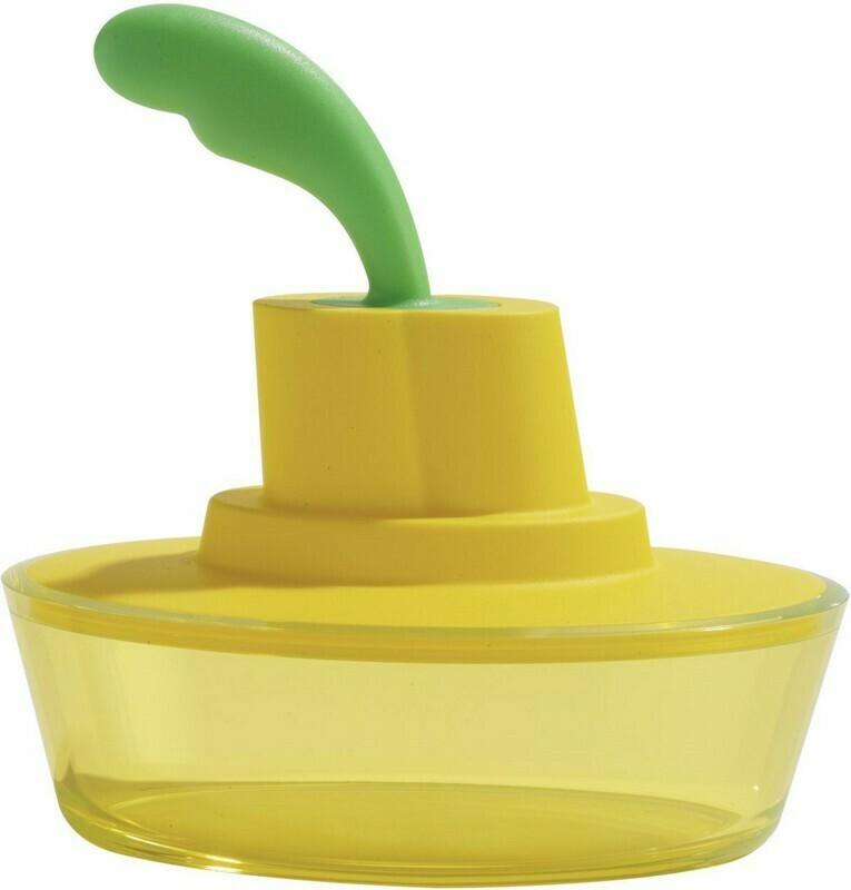Botervloot geel