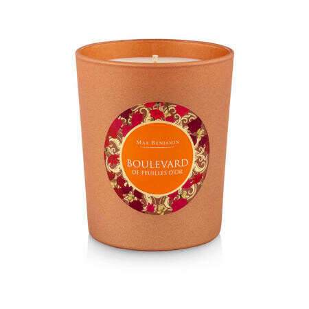 Paris In The Fall - Boulevard - Natural Wax Candle