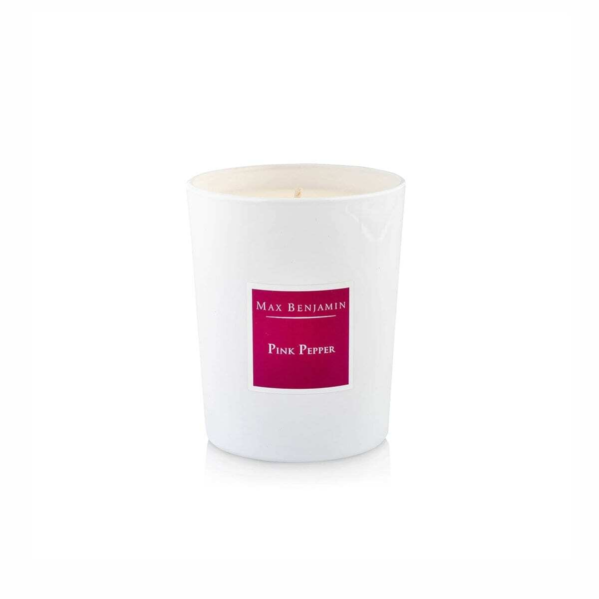 Pink Pepper - Natural Wax Candle