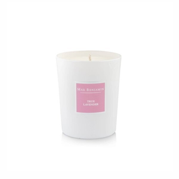 True Lavender - Natural Wax Candle