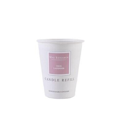 True Lavender - Candle Refill