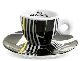 Tobias Rehberger 1 espresso cup