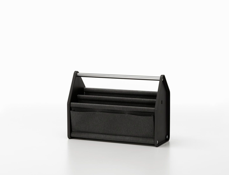 Locker Box, diepzwart