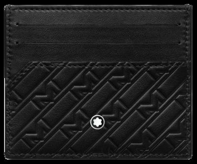 M Gram leather pocketholder