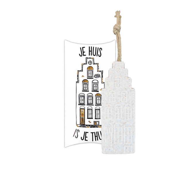 100%Leuk Kadodoos – Je huis is je thuis