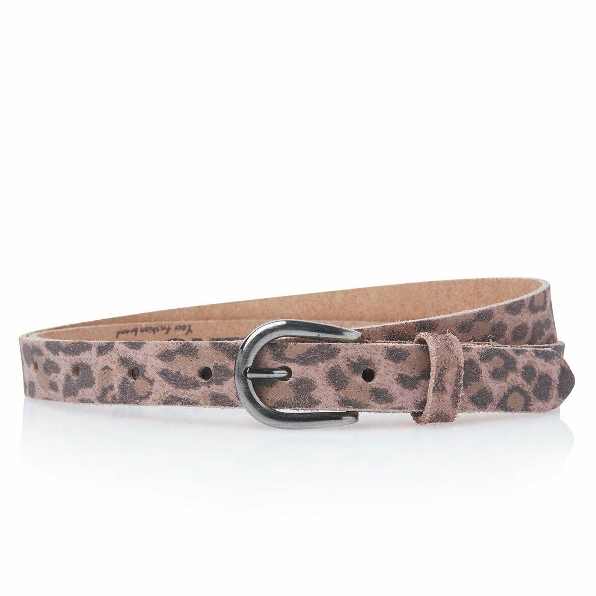 Take-it fashion riem - Roze Maat 105 cm