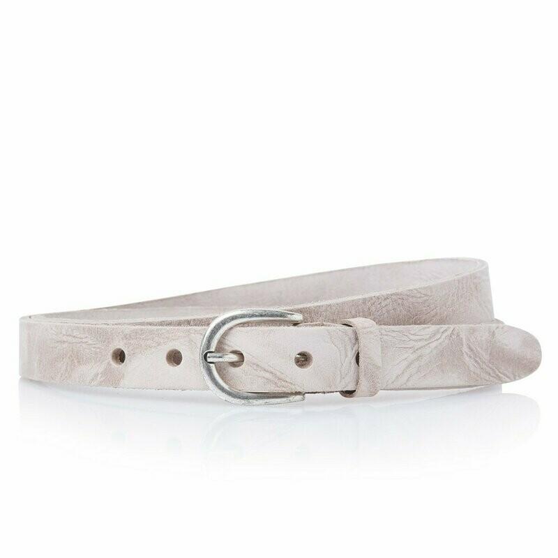 Take-it fashion riem - Beige - Maat 75 cm