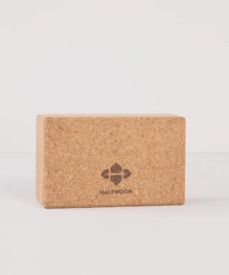 Natural Cork Yoga Block