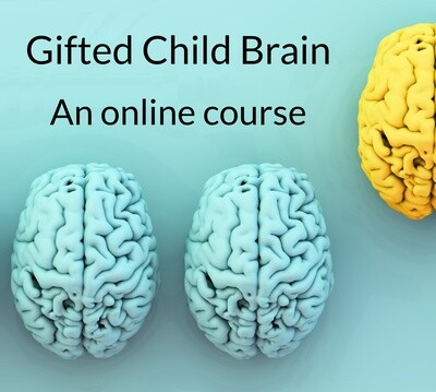 Gifted Child Brain: 4 session online course May '21