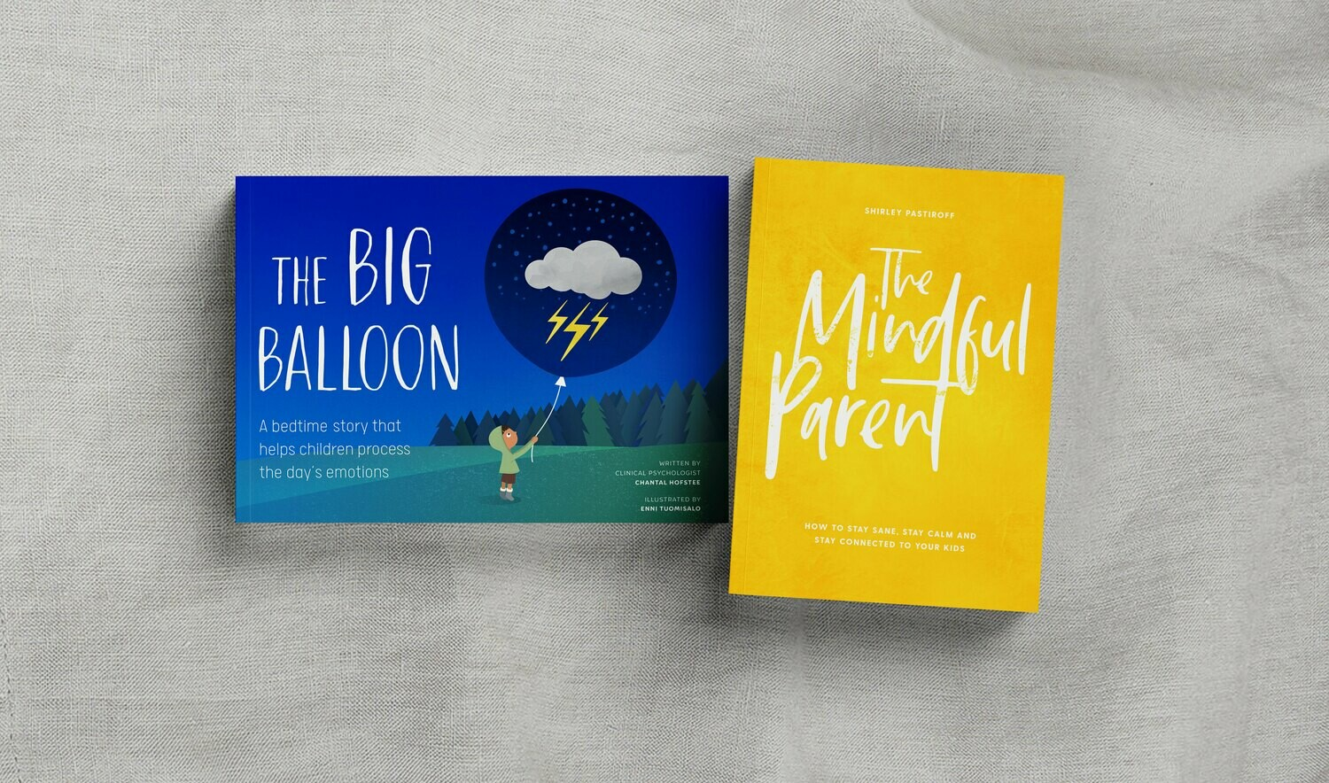 Combi Special - The Big Balloon & The Mindful Parent