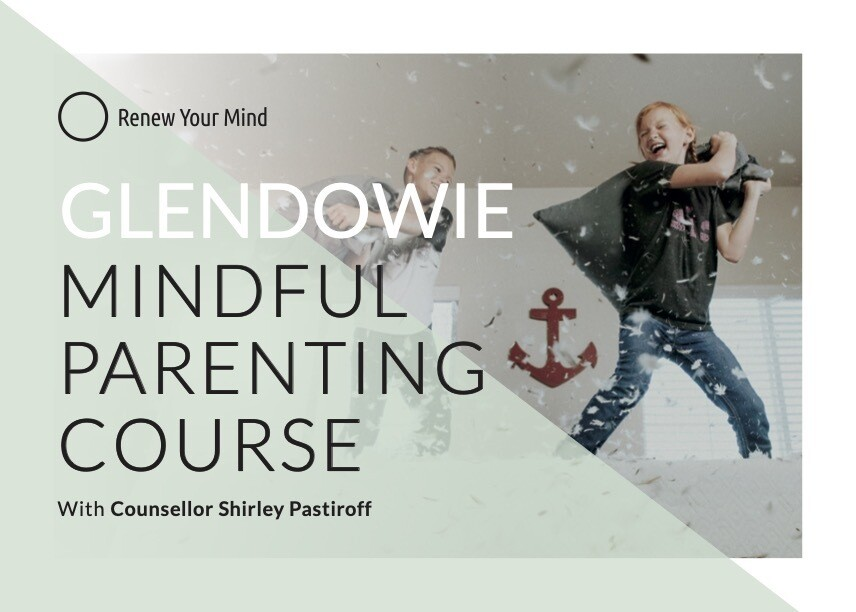 Glendowie Mindful Parenting course: 6 session course starting 18 Aug '21