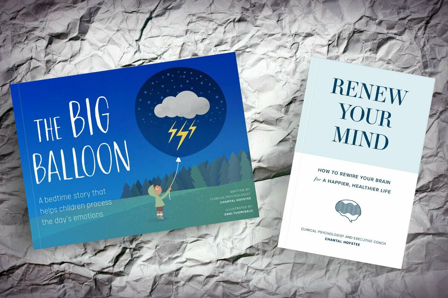 Combi Special - The Big Balloon & Renew Your Mind