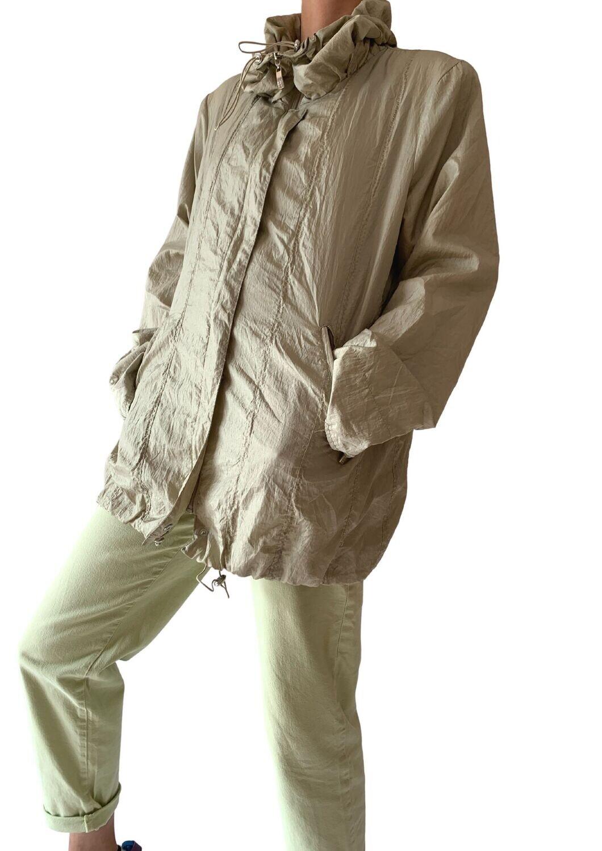 Šljašteća jakna
