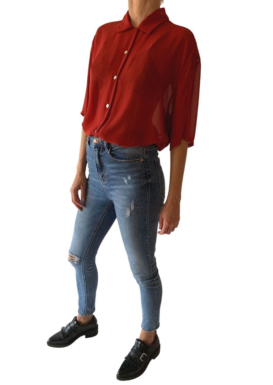 Mexx crvena košulja