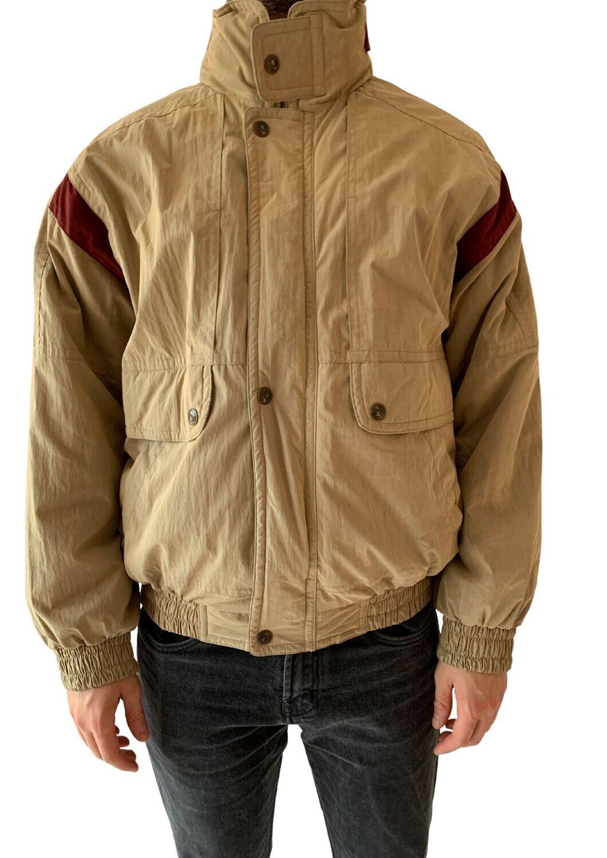 Unisex krem jakna