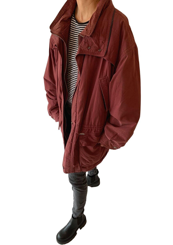 Bordo unisex jakna