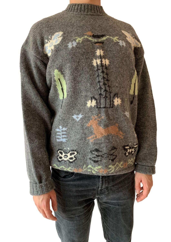 Benetton unisex džemper
