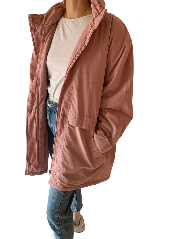 Roza duga jakna