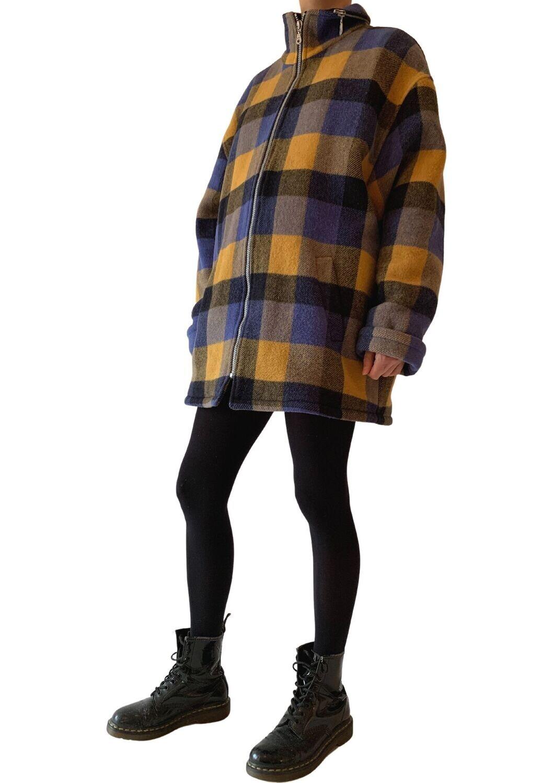 Karirana jaknica