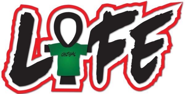 L.I.F.E Custom Clothing and Screenprinting LLC