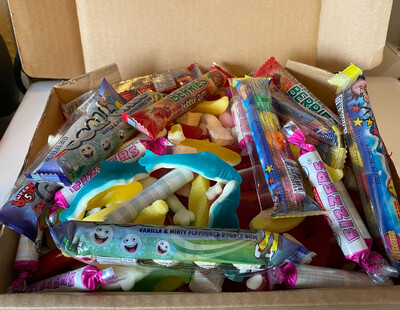 Pick N Mix Sweets Boxes (1 Kilo) ( Contact For Options )