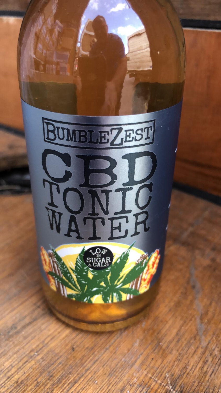 Bumblezest Cbd Tonic Water ( Cbd Product )
