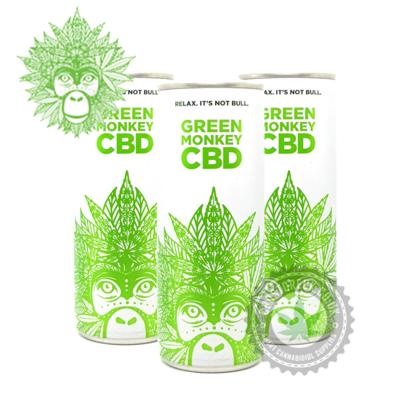 Green Monkey ( Cbd Product )