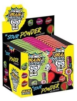 Brain Blasterz Sour Powder