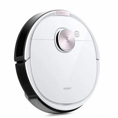 Робот-пылесос Ecovacs DEEBOT OZMO T8 PLUS