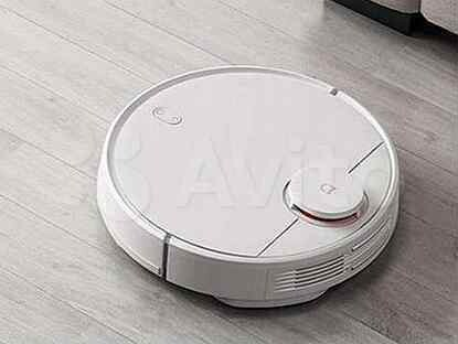 Робот-пылесос Xiaomi Mijia Robot Vacuum Cleaner LDS Version (STYJ02YM) White CN