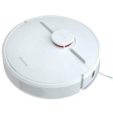 Робот-пылесос Dreame D9 Robotic Vacuum Cleaner (Global) White