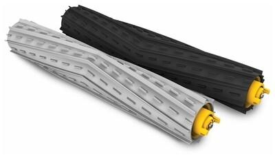 2 валика скребка для робота-пылесоса IROBOT Roomba 800-900