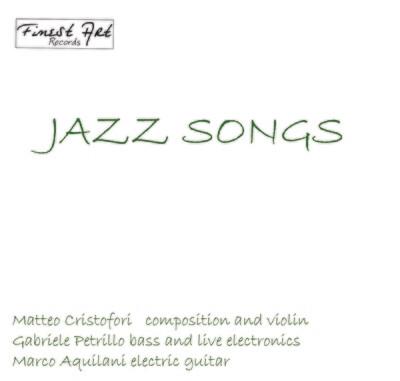 WAV 24 BIT Jazz songs - Matteo Cristofori