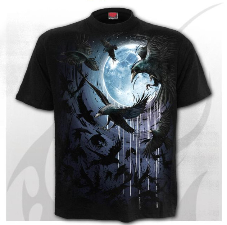 Crow Moon T-Shirt