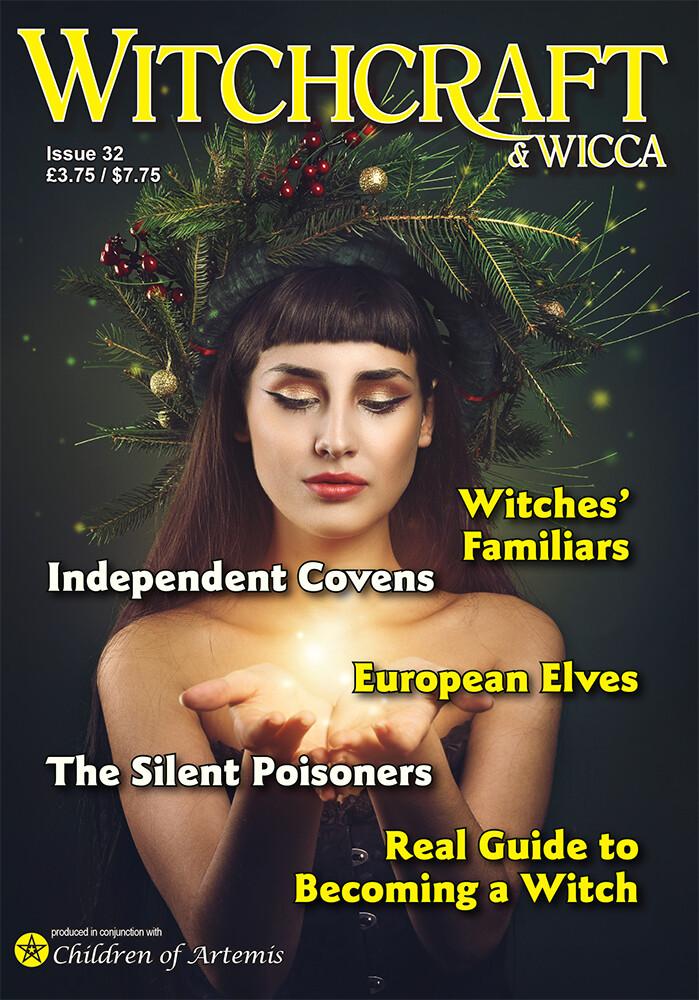 Witchcraft & Wicca Magazine Issue 32