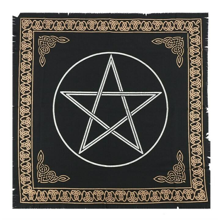 Triquetra Altar Cloth 65 x 65