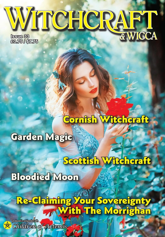 Witchcraft & Wicca Magazine Issue 33