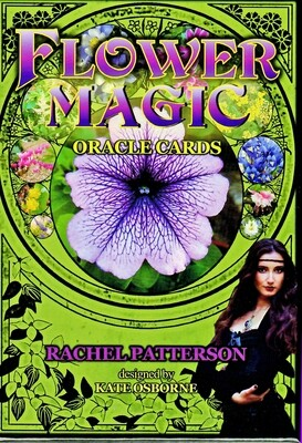 Flower Magic Oracle Deck