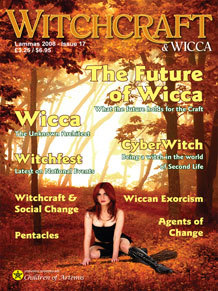 Witchcraft & Wicca Magazine Issue 17