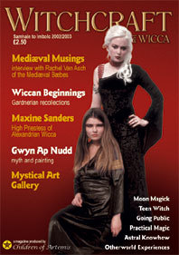Witchcraft & Wicca Magazine Issue 6
