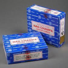 Nag Champa Cone Box