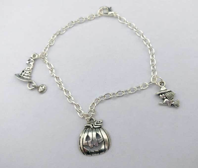 Make Your Own Chain Charm Bracelet