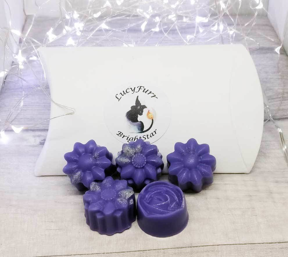 Sweet Pea Soy Candle Melts