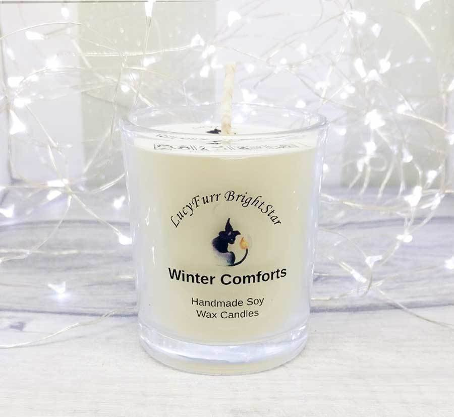 Winter Comforts Candle