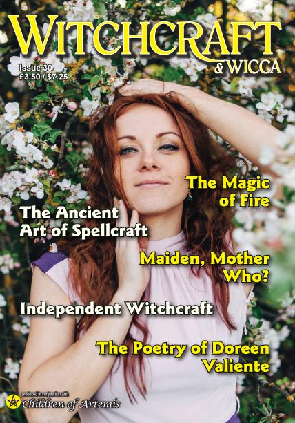 Witchcraft & Wicca Magazine Issue 30