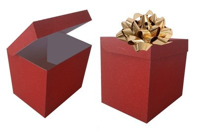 Gift Box with flip lip   A4 or 12x2