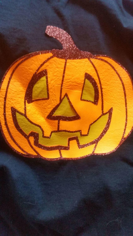 Halloween Pumpkin layered file