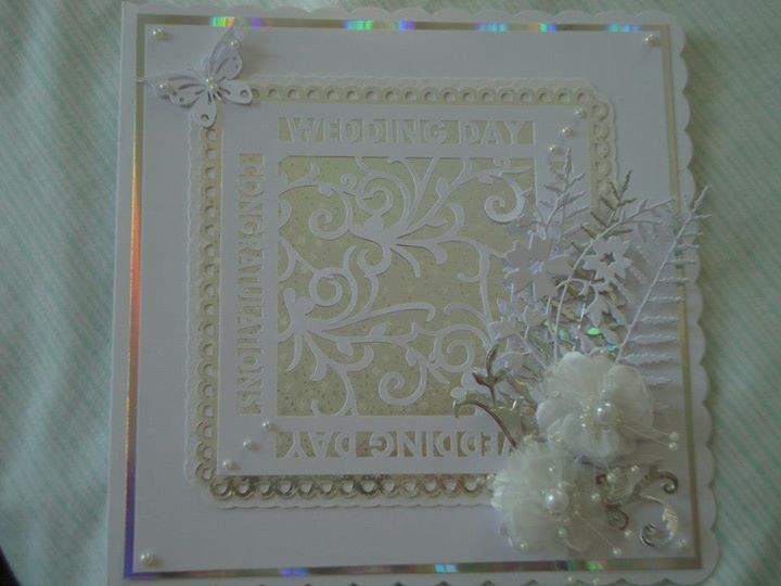 Wedding day Occasion Topper