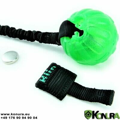 Комплект из мяча на ручке с амортизатором и магнитом и магнитной системы On/Off Klin Kassel