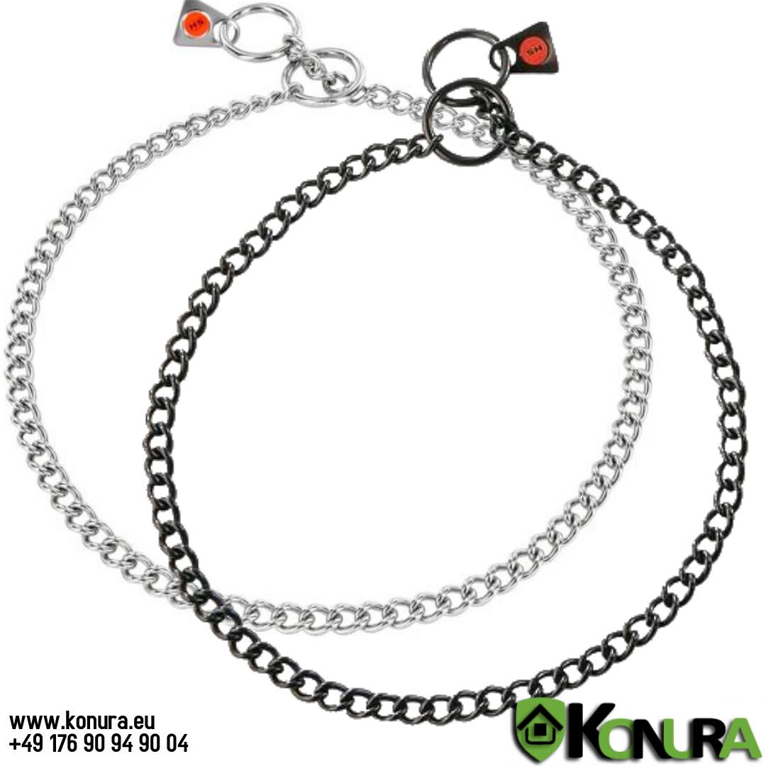 Halskette mit einer Gliederlänge von 1 cm SPRENGER
